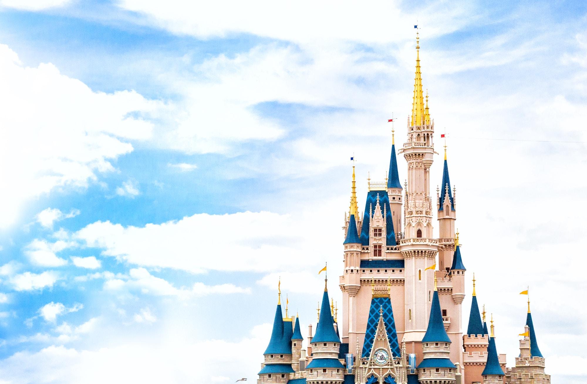Goedkoop naar Disney