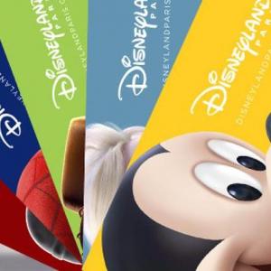 Tickets Disneyland Paris